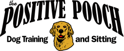 The Positive Pooch logo